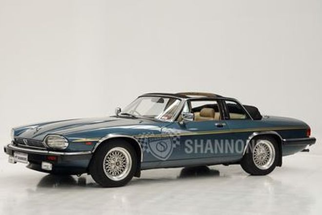 Jaguar XJ-SC Cabriolet