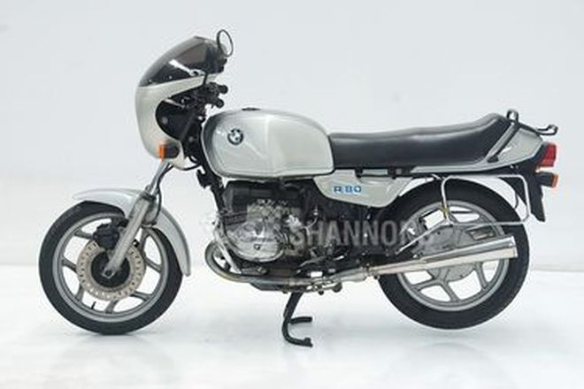 BMW R80 800cc Motorcycle