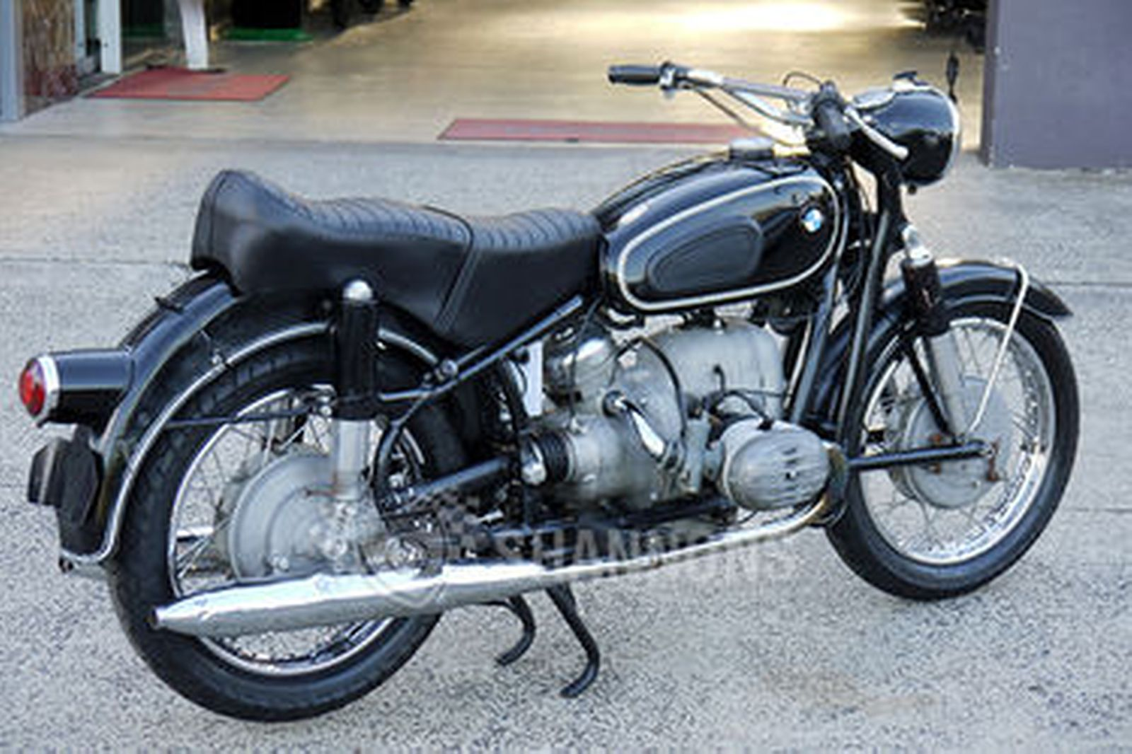 bmw r60 2 600cc solo motorcycle auctions lot 39 shannons. Black Bedroom Furniture Sets. Home Design Ideas