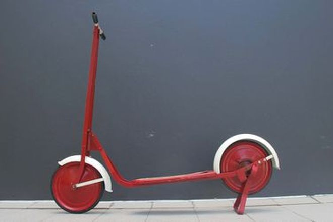 Scooter - c1930s Cyclops