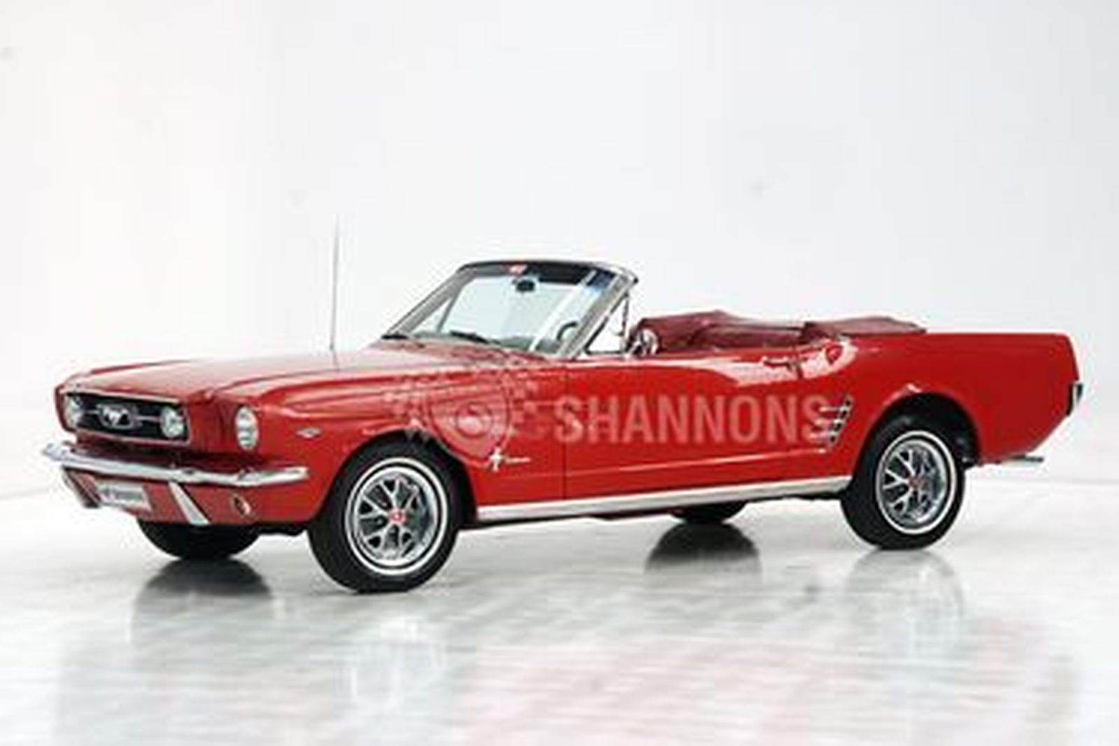 Sold Ford Mustang Convertible Lhd Auctions Lot 91 Shannons