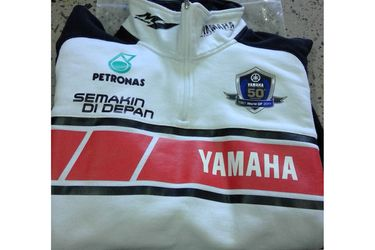 50th Anniversary Yamaha Racing Top - L