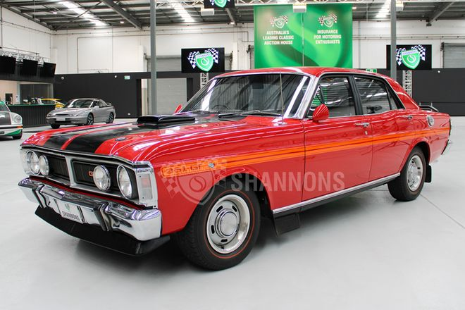 Ford Falcon GT-HO Phase III