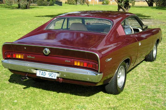 Chrysler VJ Charger XL Coupe