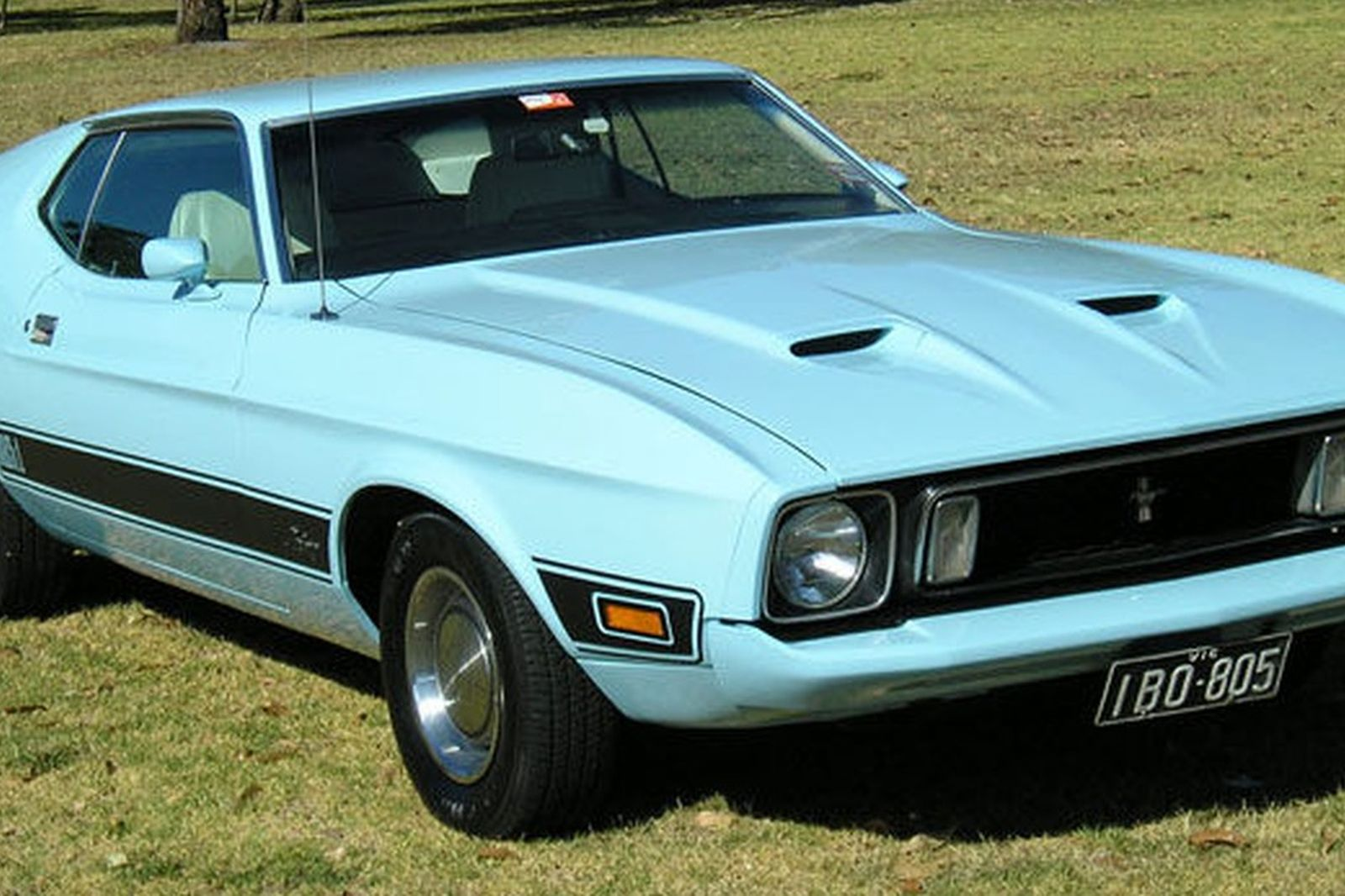 Sold ford mustang mach 1 fastback rhd auctions lot 15 shannons