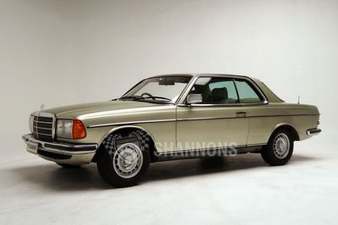 Mercedes-Benz 280 CE Coupe