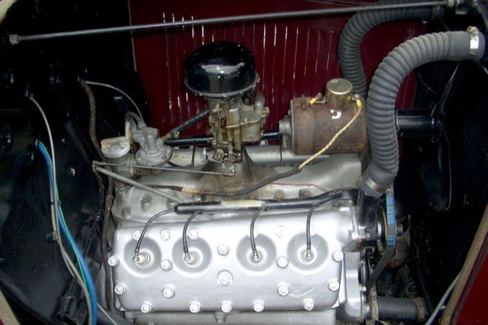 Ford V8 Deluxe (Phaeton) Tourer