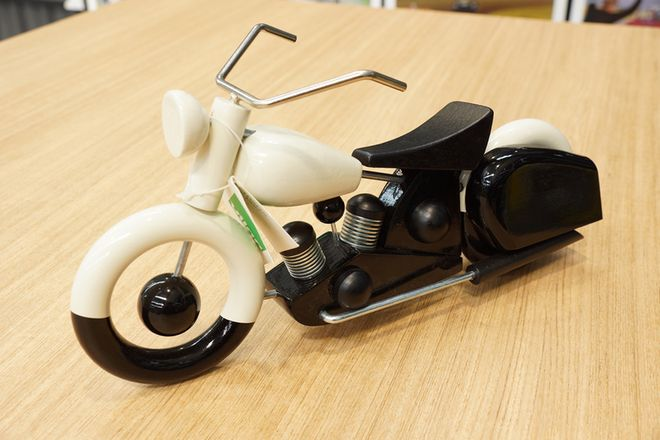 Vilac Harley Davidson Wooden Model