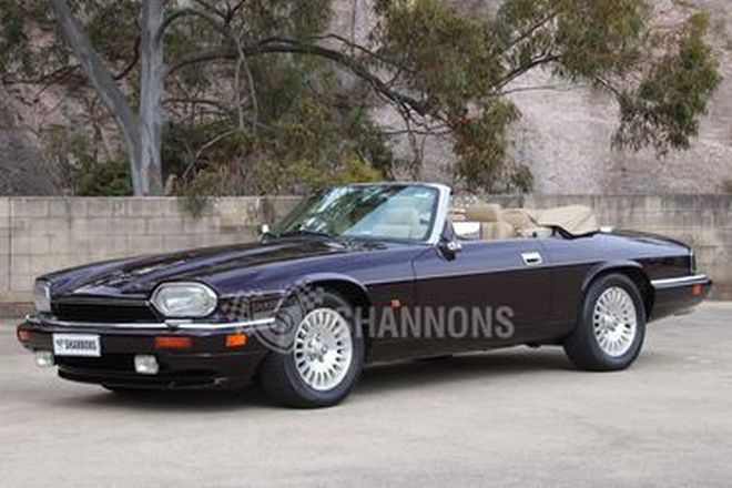 Jaguar XJS 6.0 Convertible