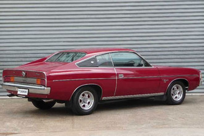 Chrysler VK Charger 770 Coupe