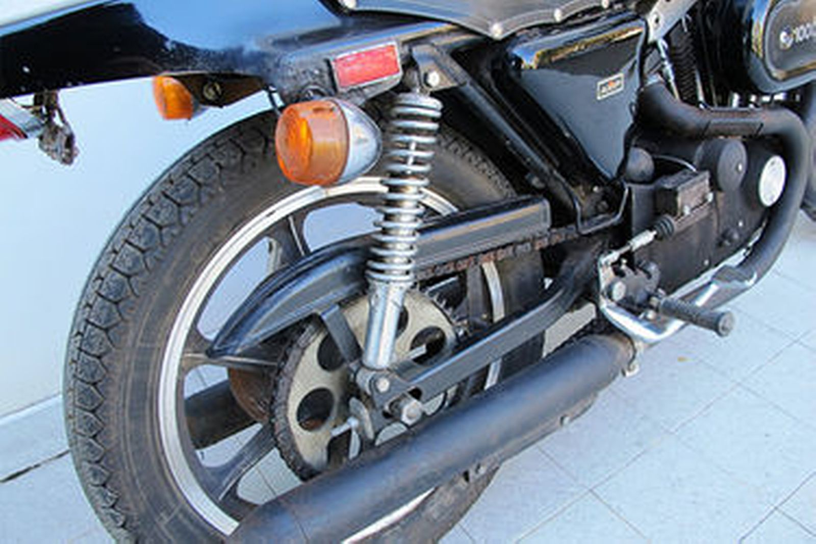 Harley-Davidson XLCR 1000cc Motorcycle