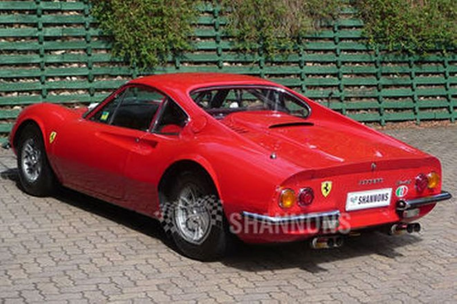 Sold Ferrari Dino 246 Gt Coupe Auctions Lot 21 Shannons