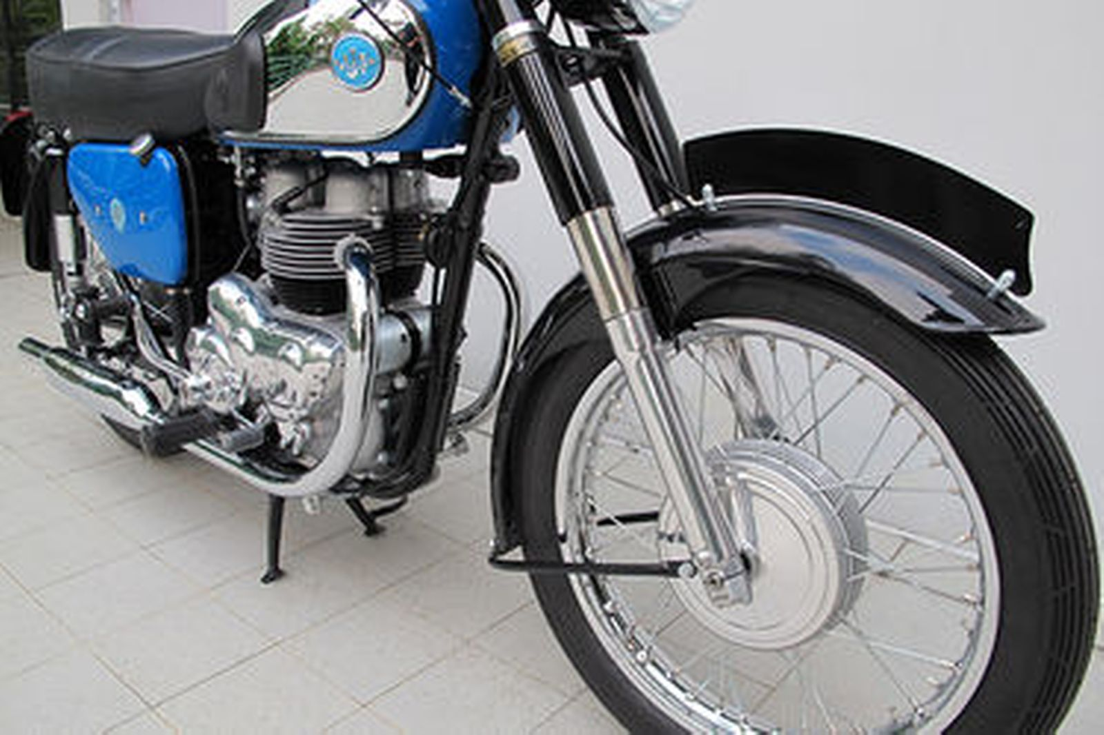 AJS Model 20 500cc Motorcycle