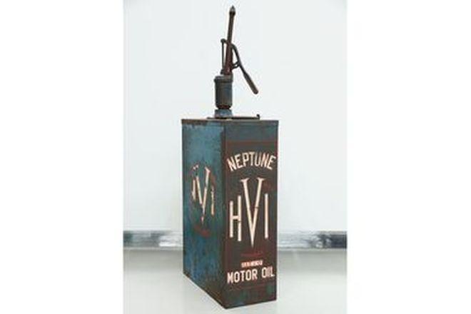 Hi-Boy - H.V.I in Neptune Livery (Unrestored)