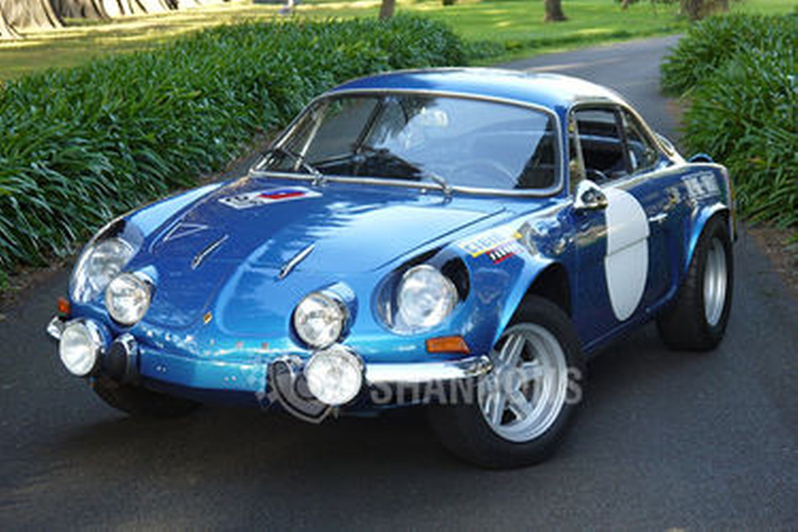 Sold Renault A110 Alpine 1300 Coupe Lhd Auctions Lot 31 Shannons