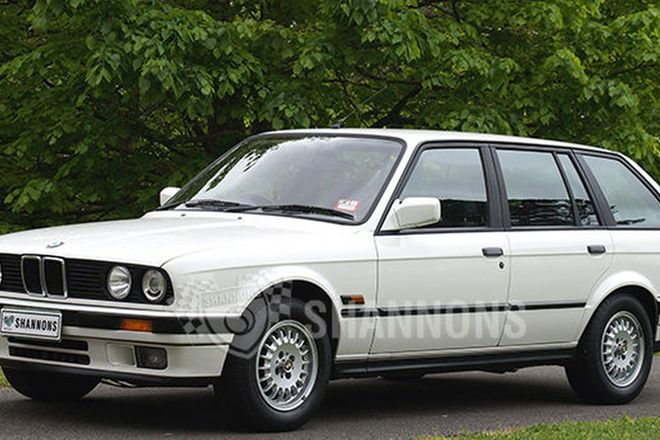 BMW 325i E30 Touring Wagon