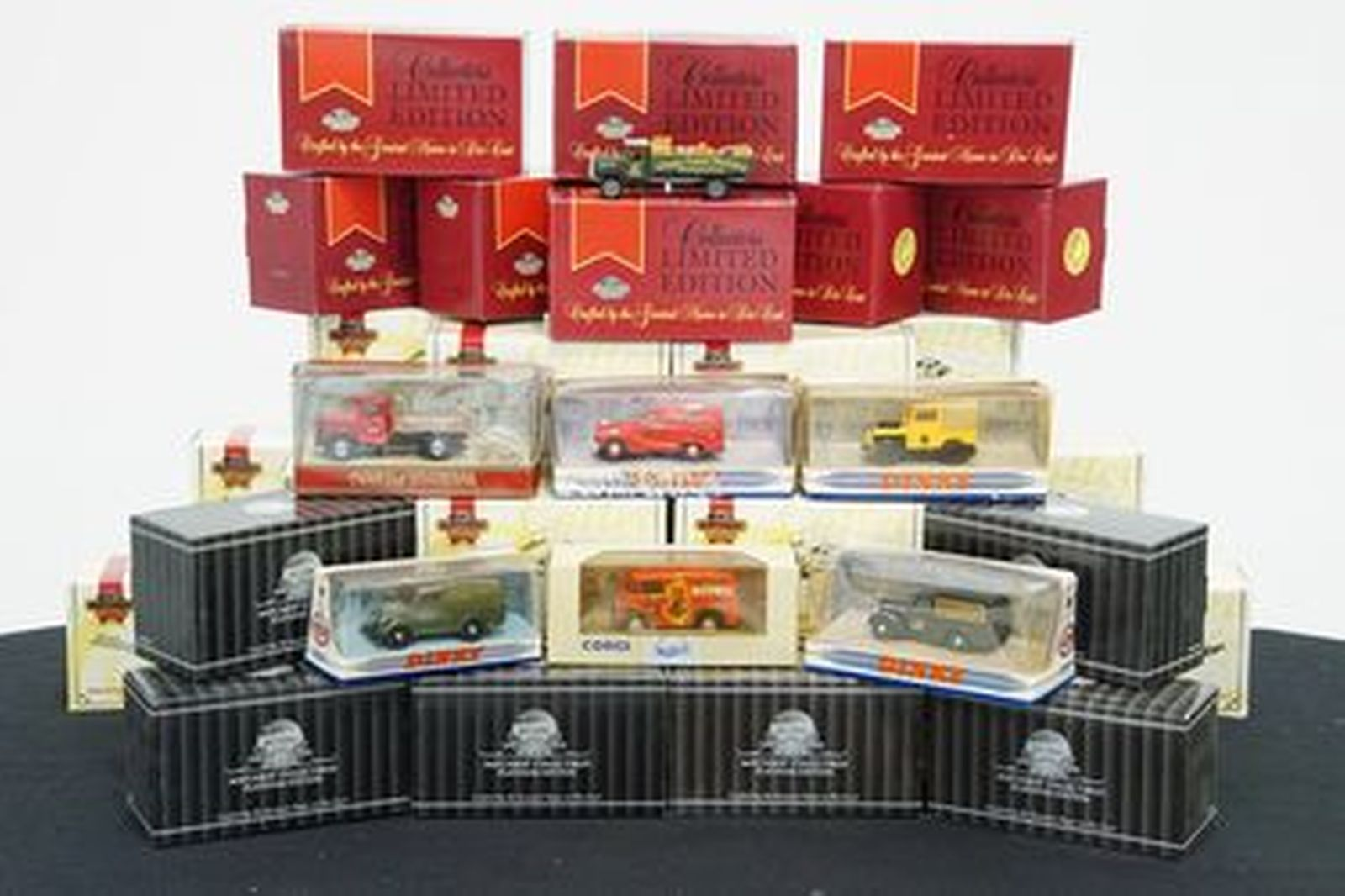 Model Cars x 47 - Yesteryear assorted Trucks and Vans
