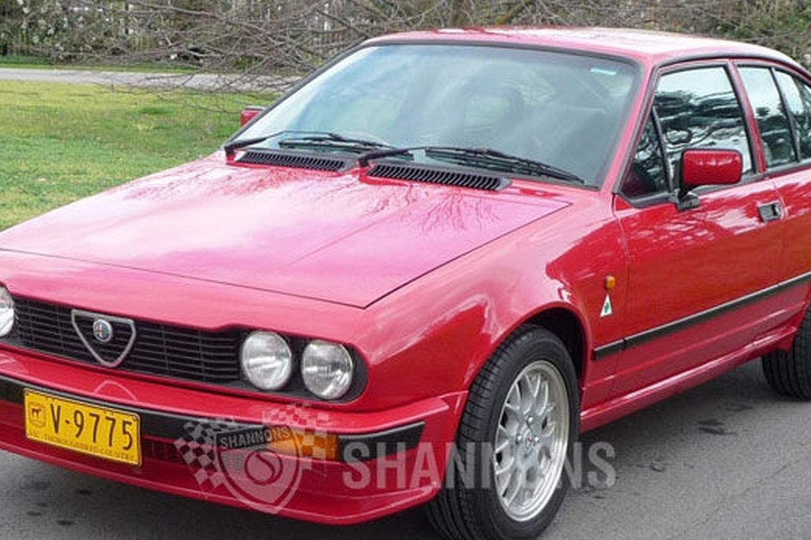 sold alfa romeo gtv 2000 coupe auctions lot 3 shannons. Black Bedroom Furniture Sets. Home Design Ideas