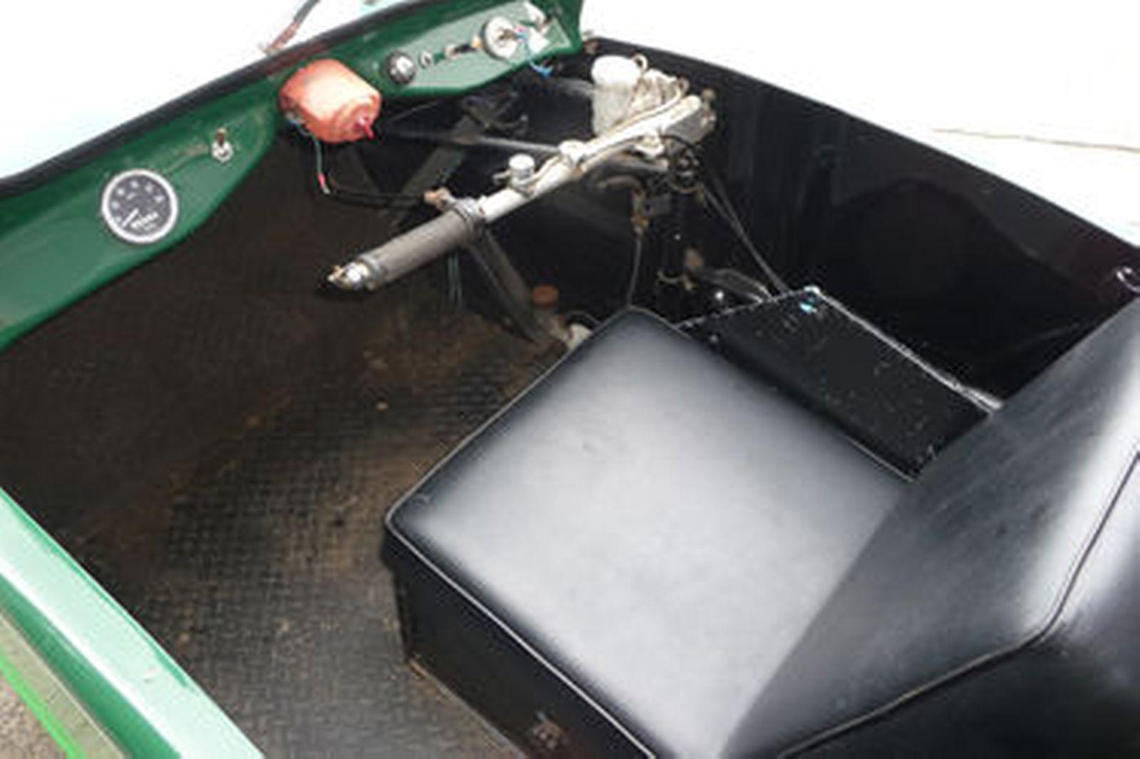 Tippen Delta MkIV 3-Wheeler Roadster