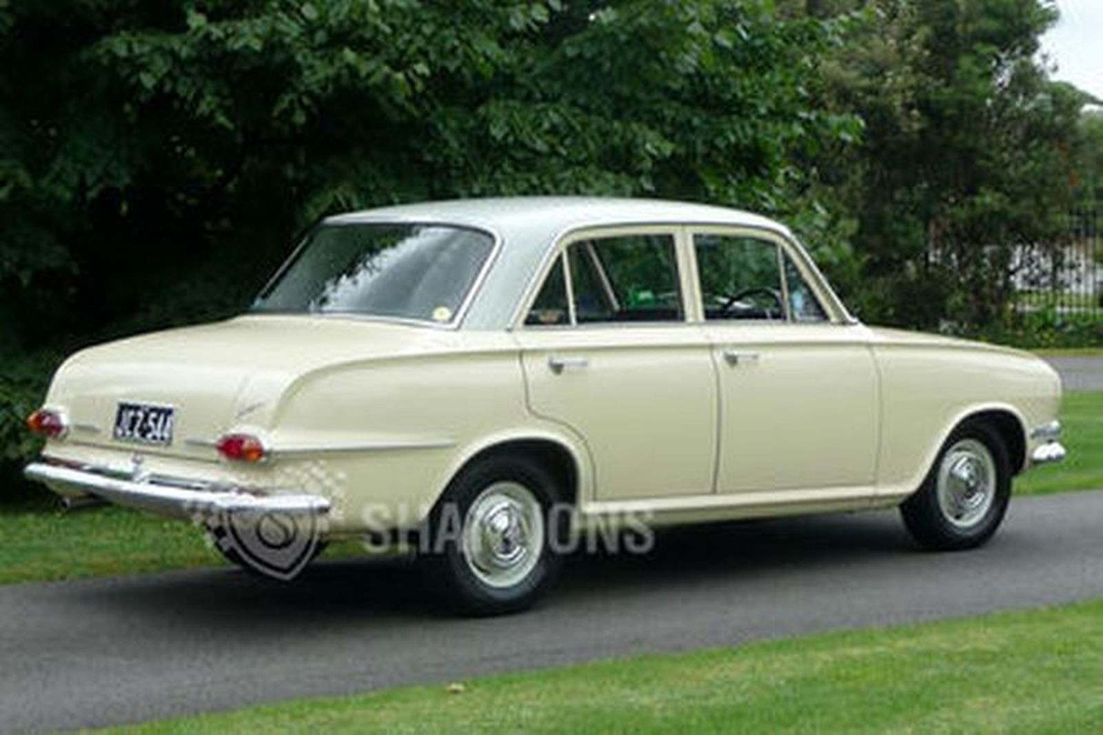 Sold Vauxhall Victor Super Sedan Auctions Lot 3 Shannons