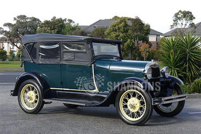 Ford A Model Tourer