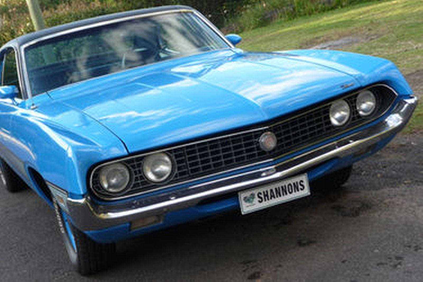 Sold: Ford Torino 351 V8 Coupe (LHD) Auctions - Lot 11