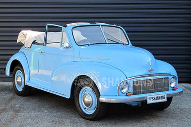 Morris Minor Series MM 'Lo-Light' Convertible (Modified)