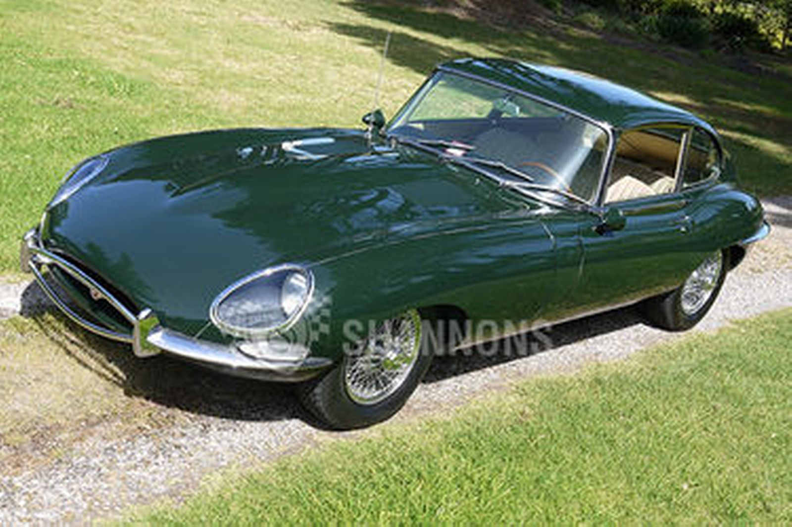 jaguar e type 4 2 series 1 coupe lhd auctions lot 28 shannons. Black Bedroom Furniture Sets. Home Design Ideas