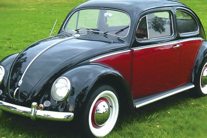 Volkswagen 'Oval Window'  Beetle