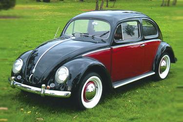 Volkswagen 'Oval Window'  Beetle