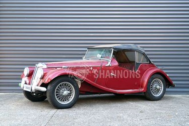 MG TF 1500 Roadster (Project)