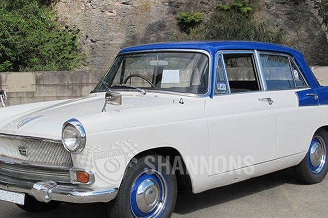 Austin Cambridge A60 Saloon