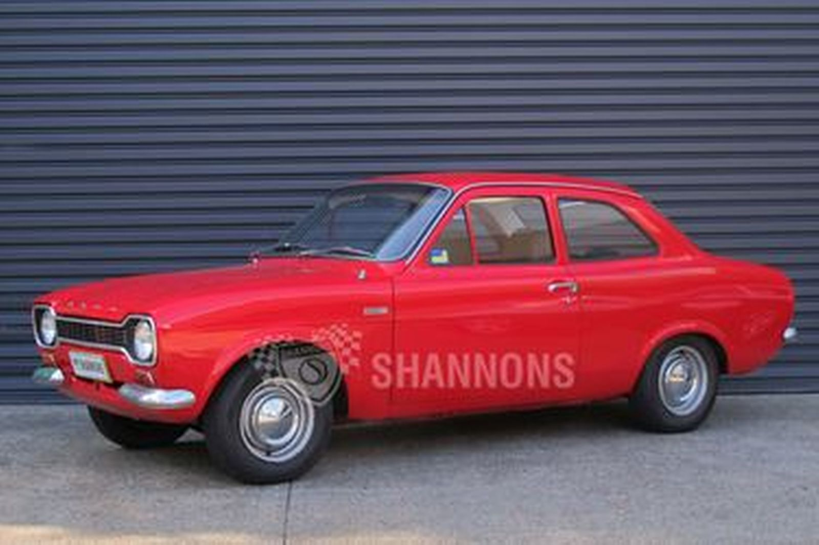 Ford escort mk1 twin cam coupe
