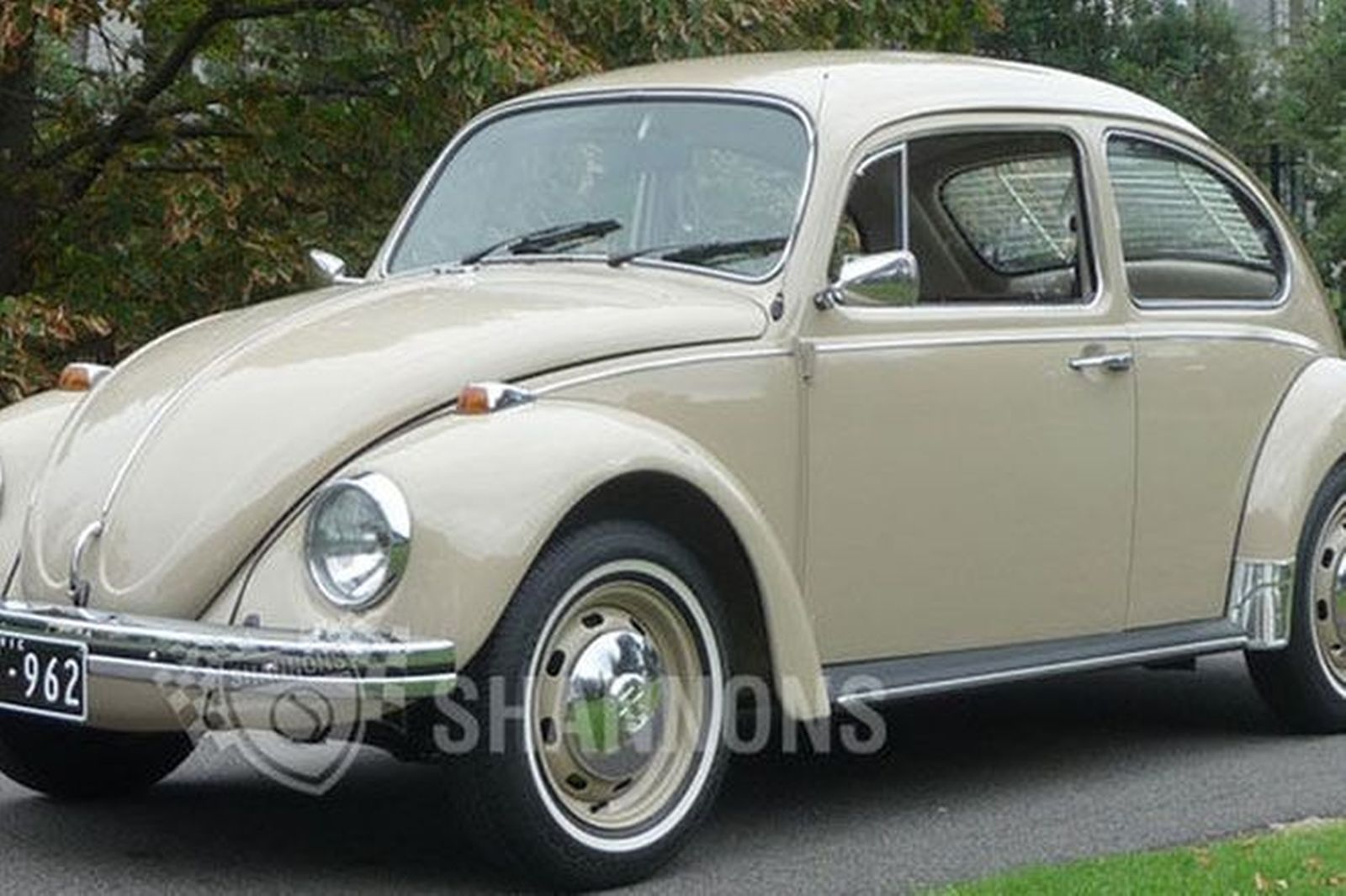 Sold Volkswagen Beetle Coupe Auctions Lot 39 Shannons