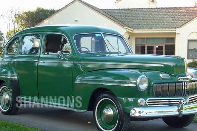 Ford Mercury V8 Sedan