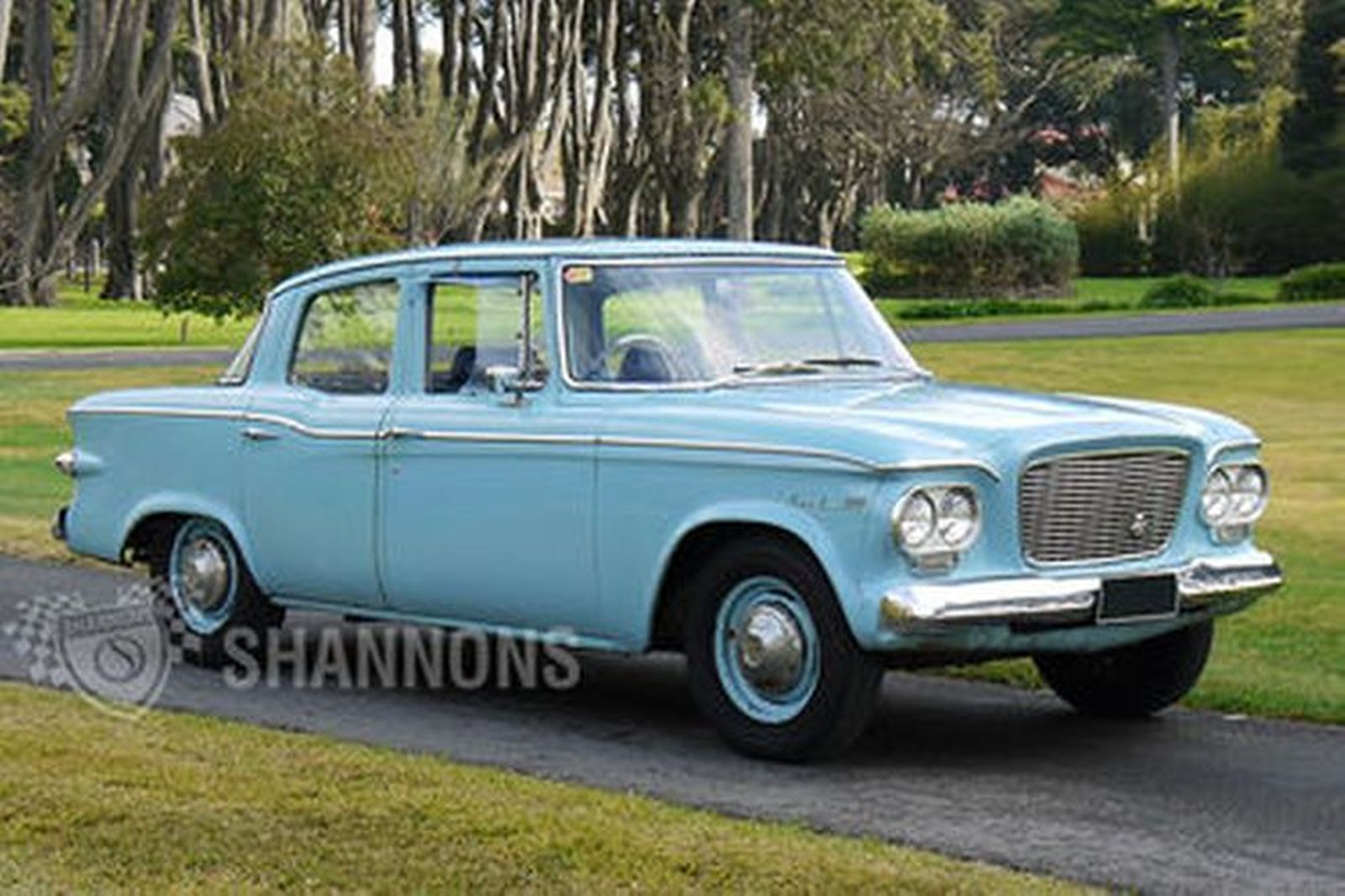 Sold Studebaker Lark Viii Sedan Auctions Lot 30 Shannons