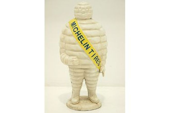 Michelin Man in Cast Iron (57cm tall)