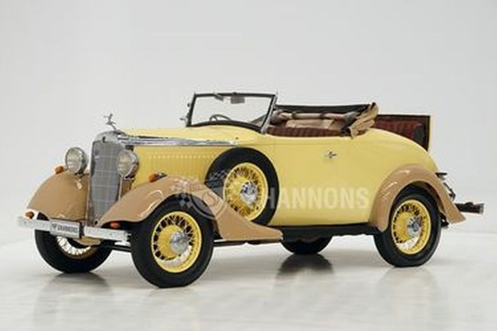 Vauxhall ASX 6cyl. Roadster