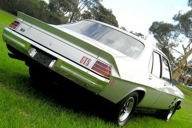 Holden HJ Monaro GTS Sedan