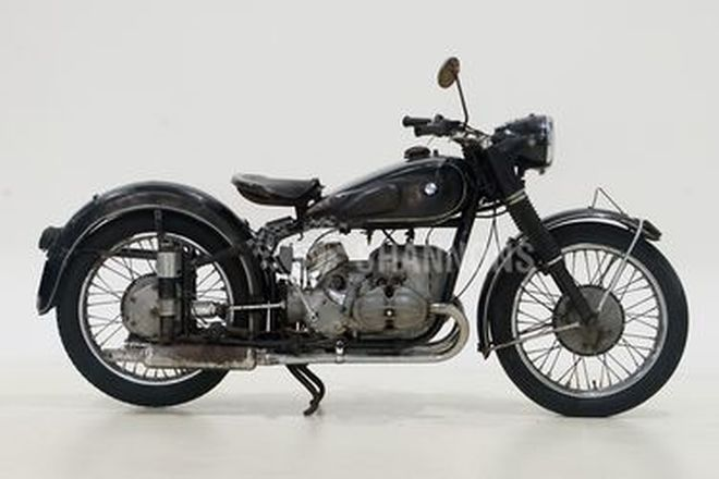 BMW R68 600cc Motorcycle