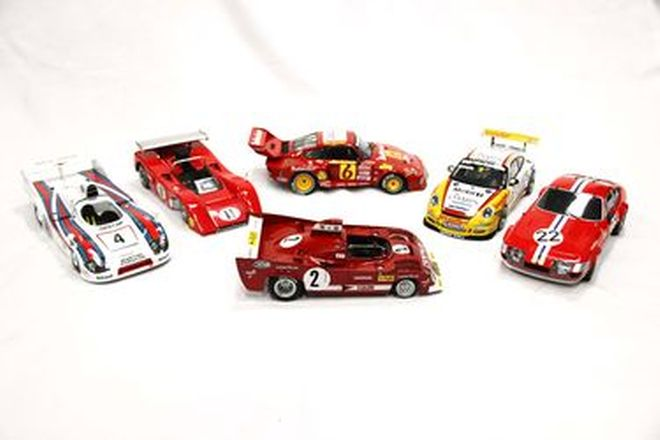 Model Cars x 6 - Kyosho, TSM, Racing Legends, Auto Art (1:18 Scale)