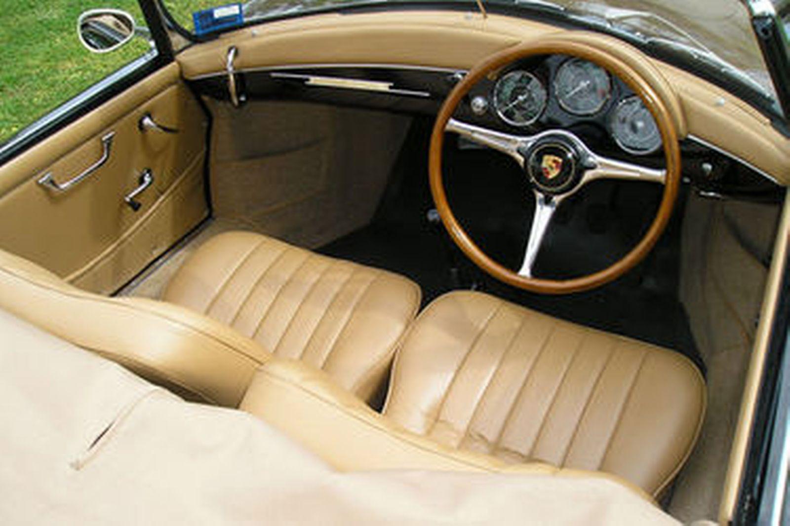 Porsche 356 Super 90 Roadster