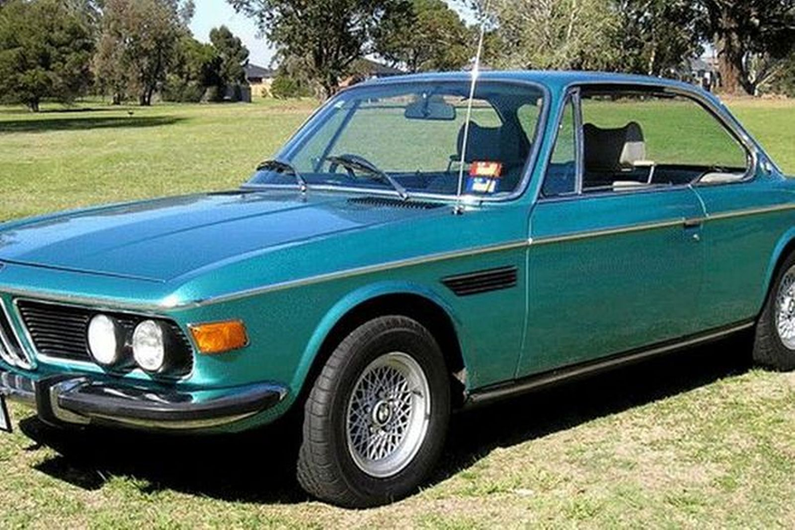 sold bmw 3 0csi coupe auctions lot 10 shannons. Black Bedroom Furniture Sets. Home Design Ideas