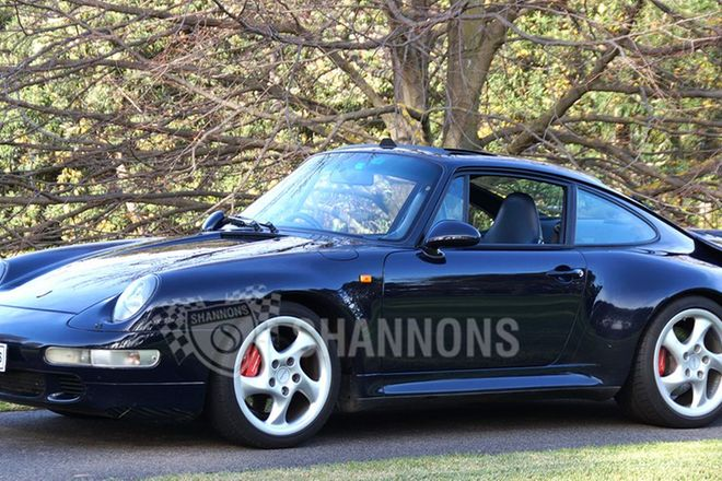 Porsche 993 'Twin Turbo' Coupe