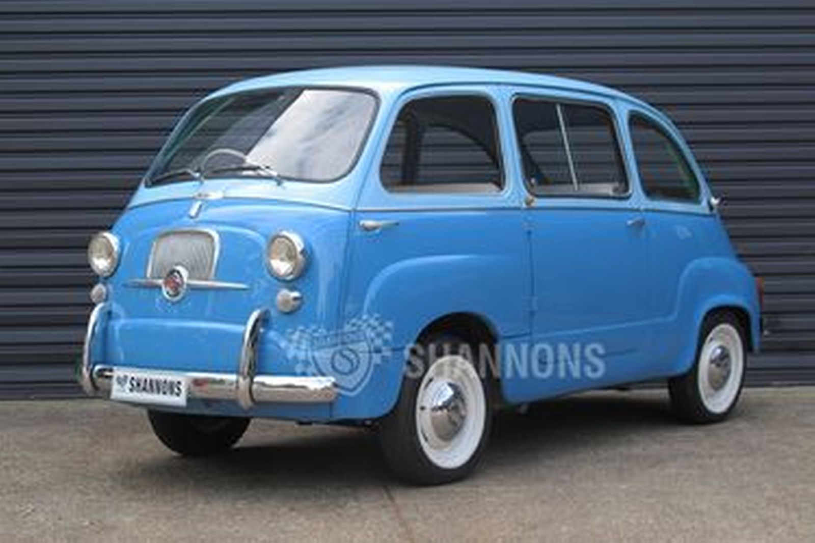 sold fiat 600 multipla wagon rhd auctions lot 21 shannons. Black Bedroom Furniture Sets. Home Design Ideas