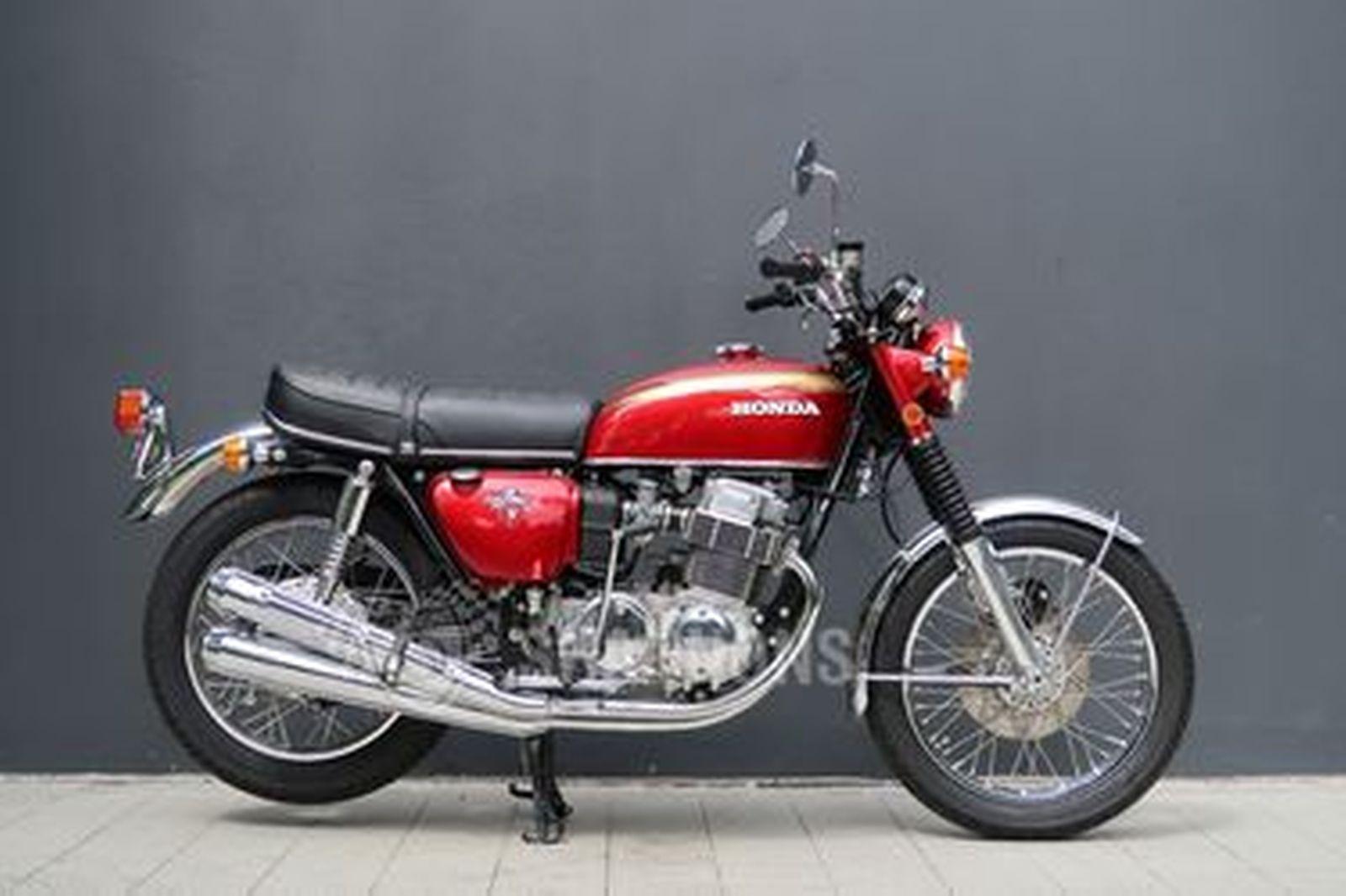 Honda CB750 K1 Motorcycle