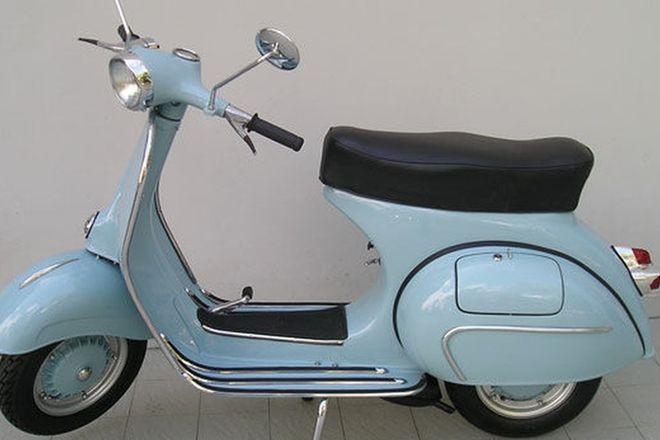Vespa 150cc Scooter