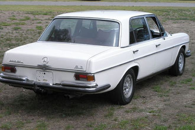 Mercedes-Benz 300 SEL 6.3 Saloon