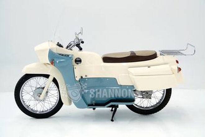 Velocette 198cc Vogue Motorcycle