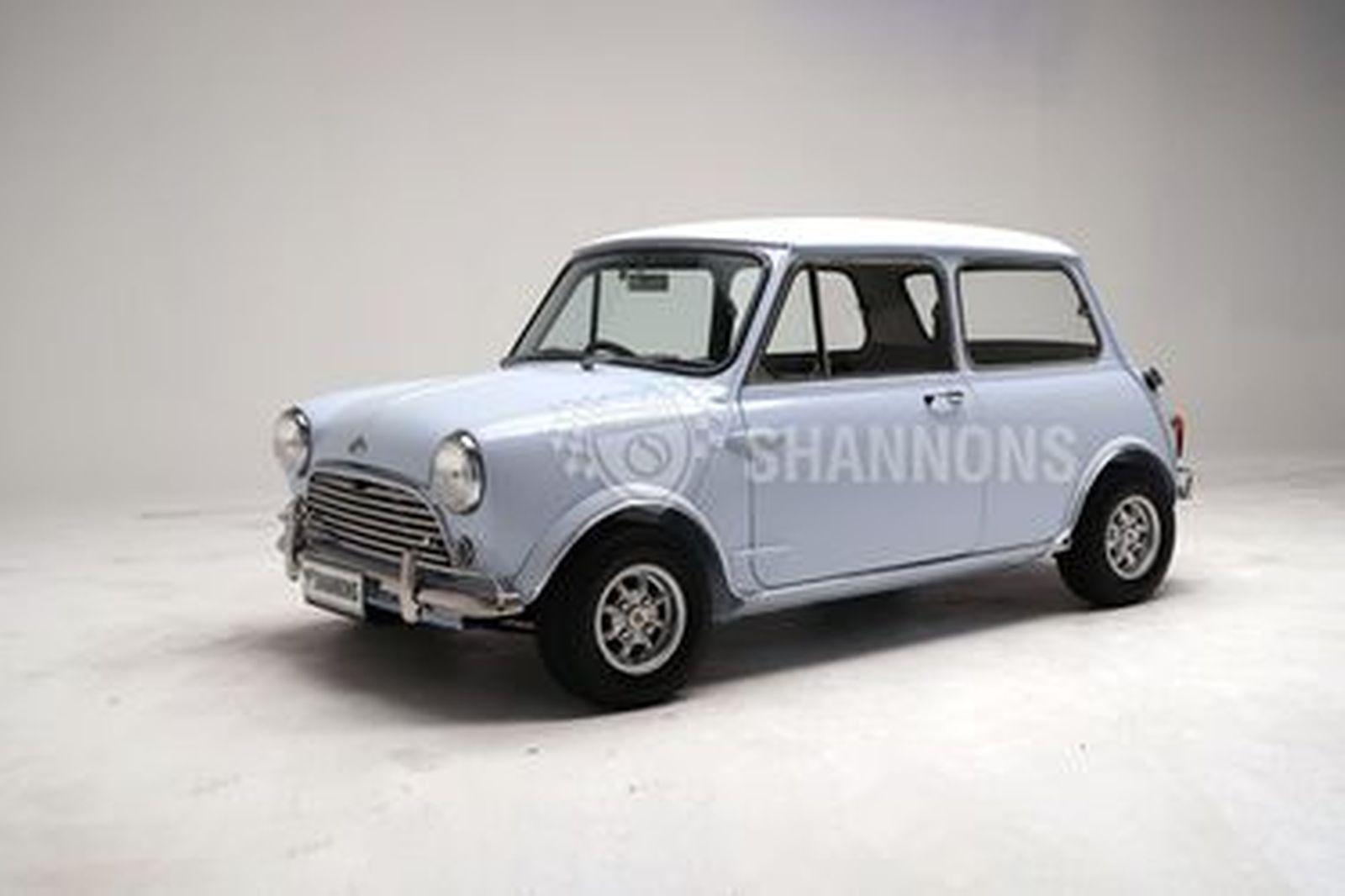 Morris Mini Cooper S MkII 1275 Saloon